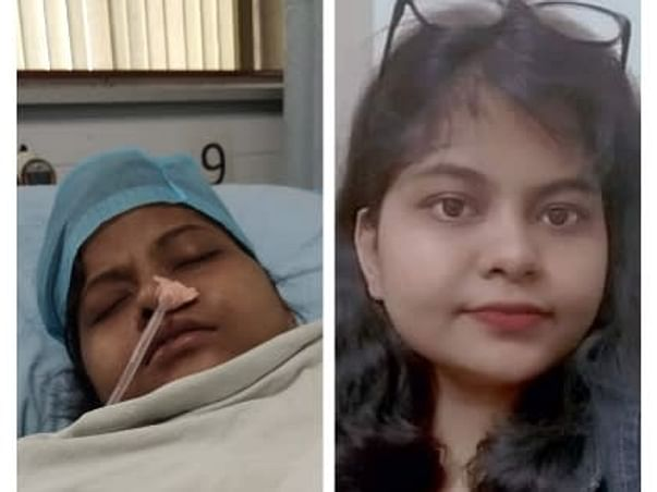 Help Neha Tiwari Recover From Spinal Cord Injury