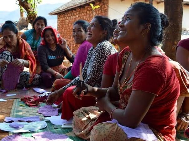 Menstrual Hygiene Products For The Lower Class Women Of Mumbai