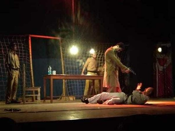 In This Dangerous Covid-19 Situation Help Us To Preserve Our Theatre