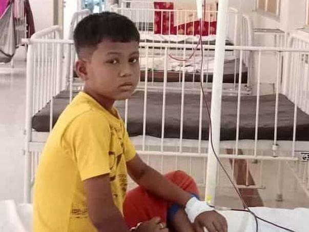 11 Years Old Venkatarajesh Needs Your Help Fight Thalassemia