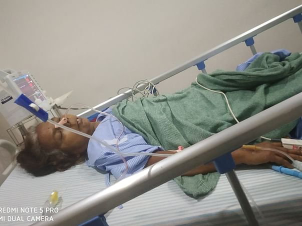Support My Mother, Ramana Recover From Abdomen cancer