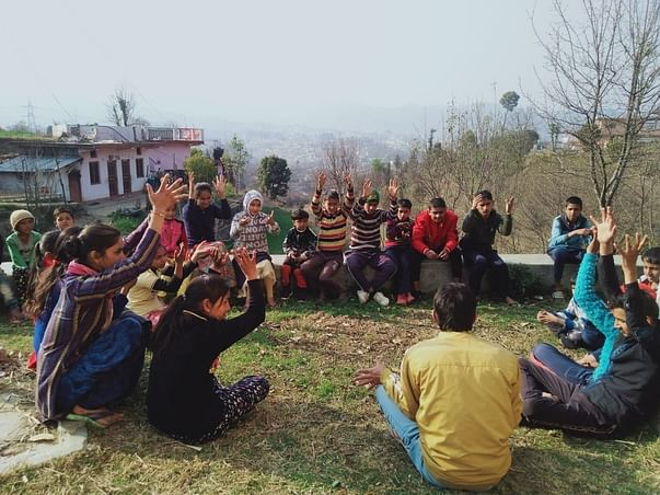 Help us build Champawat's first 'Community Learning Center'