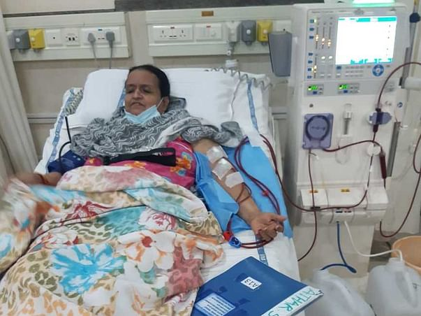 Help My Mother For Recovery After Kidney Transplantation Surgery