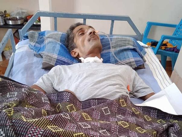 Help Arunkumar Recover From Accidental Injuries
