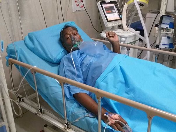 Help My Father P Lakshmi Narasaiah, 70 Yrs/O Recover From Covid-19