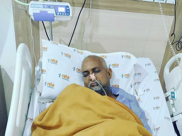 60 Years Old M Rafi Harun Needs Your Help To Undergo Liver Transplant