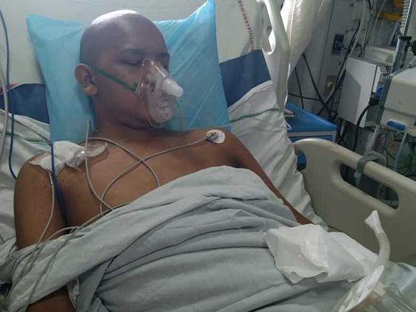SUPPORT PAWAN TO FIGHT 'METASTATIC OSTEOSARCOMA LEFT DISTAL FEMUR'