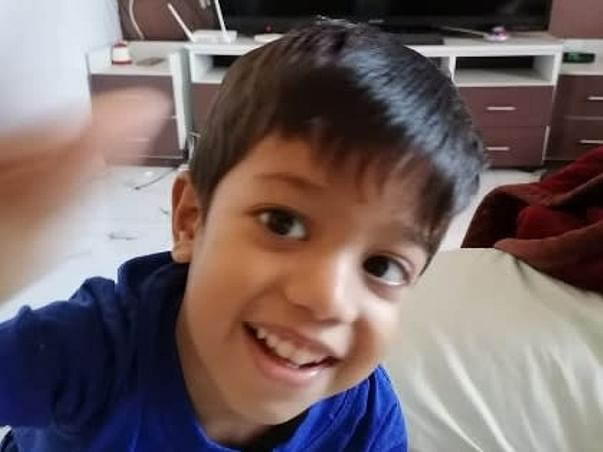 Support Jiyaan Mundil Recover From Chronic Immuno Defiency Syndrome