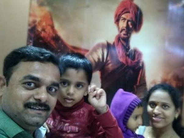 Help Shyam Jagtap Family