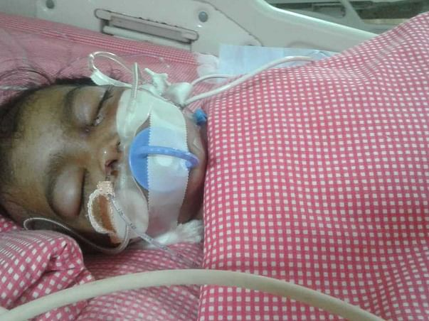 Help 6 Month old baby Recover From Dengue