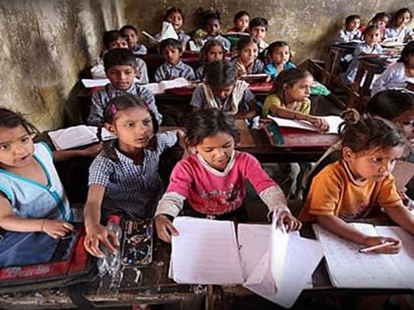 Sponcer Education & Food to poor Children in India