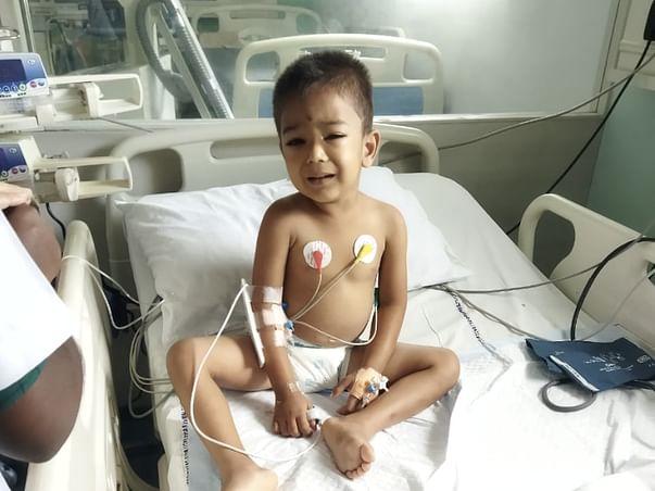 Help Sai Karthik To Recover Dengue
