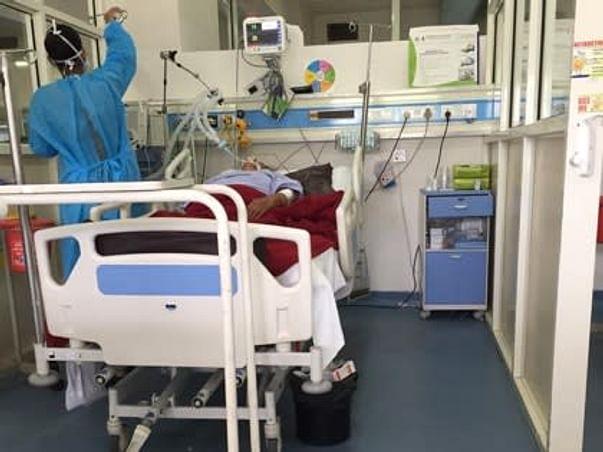 Support Krishna Kajal with Liver Transplant & Post Covid Complications