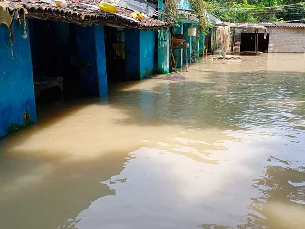 Help Poor And Flood Affected People With Food To Survive