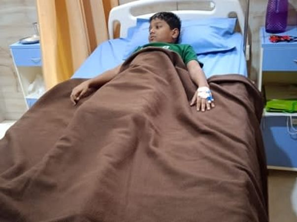 Help A Single Mother Save The Life Of Her 8yr Old Boy Needing Surgery