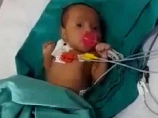 Help My 3-Month Old Baby Fight Blood Cancer