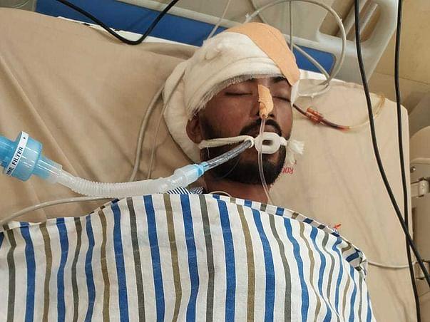 Support Kishan Kumar Recover From Brain Hemorrhage