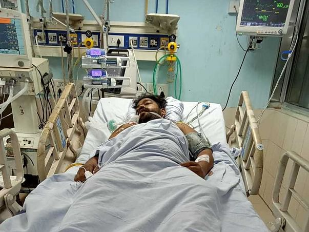 Help Jitendra In Recovering From Bile Duct Injury