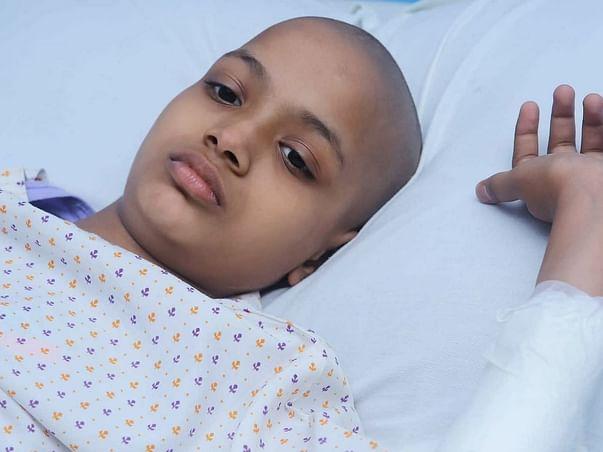 Help my daughter fight Hodgkin lymphoma
