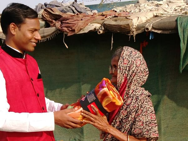 Please help our Orphan Childrens and old man woman and widows