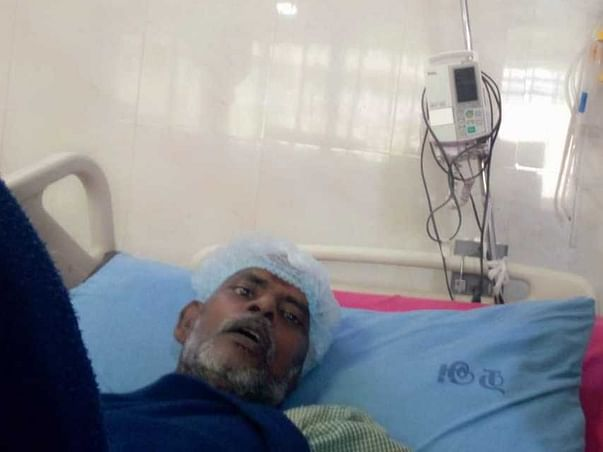 Help My Father Muthukaruppu Recover From Brain MCA Aneurysm