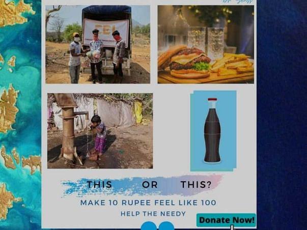 Help Poor Tribals (BPL) Terribly Hit by Pandemic: Food & Medical Aid