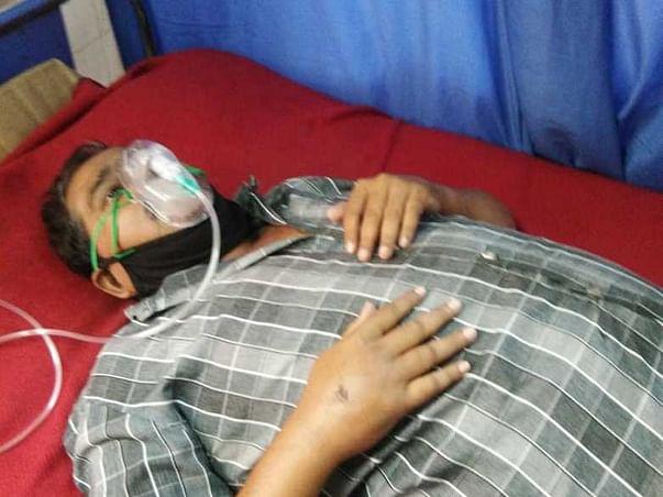 Help My Friend's Father Raju Mawale Battling With Brain & Liver damage
