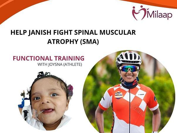 Help Joysna Raise Funds For Janish