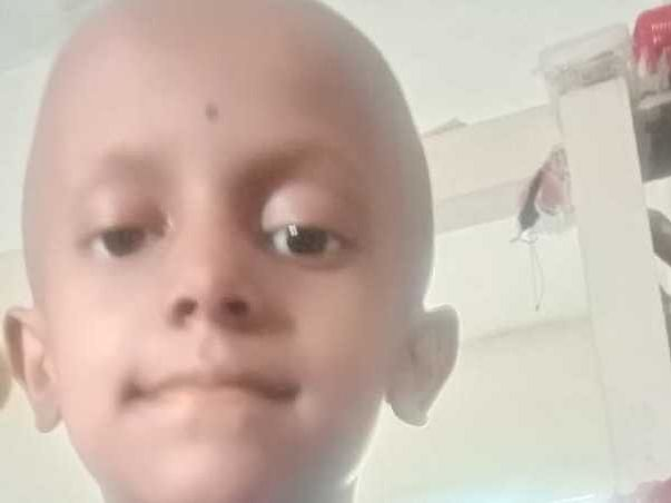 Support Vishwaja Bhosalr Fight From Neuro Blastoma Stage 4