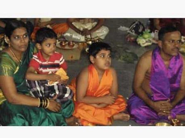Support Family Of  Sunil Harihara