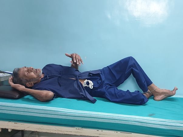 Help My Father, Syed Iqbaluddin Recover From Hip Ball Fracture