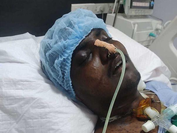 Help Sumedhh Ghanghaw 19 yrs/O, Recover From Brain Hemorrhage