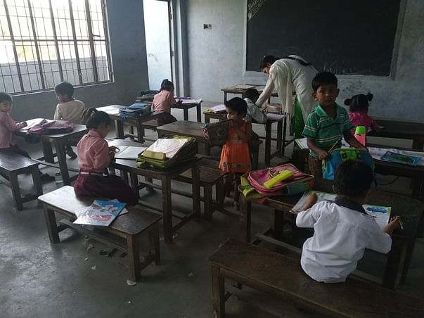 Help Raise Funds To Revive A School For 300+ Underprivileged Children