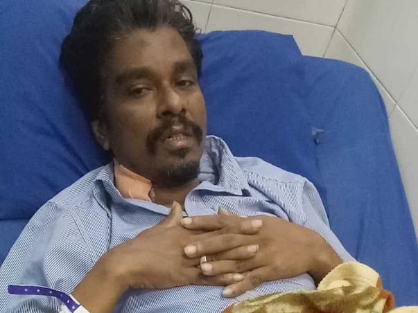 Help Amjad Undergo Internal Intestine Surgery