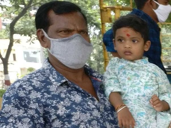 Support Venkatesh Recover From Brain Haemorrhage And Paralysis