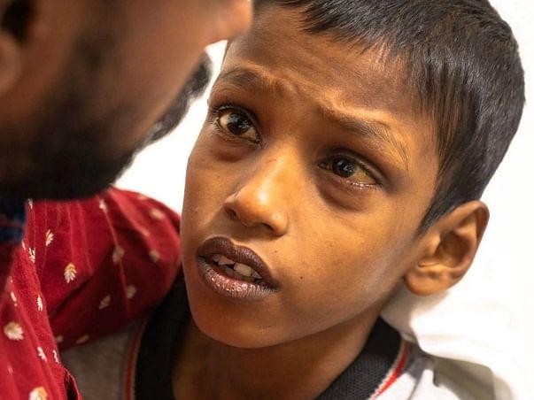 12 Years Old Seyyadali Needs Your Help Fight Wilson's Disease (Liver Cirrhosis)