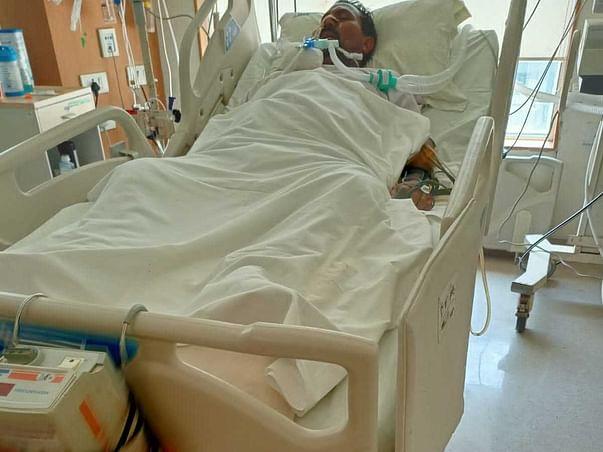 Support Manmohan Singh Recover From Multiple Organ Infection
