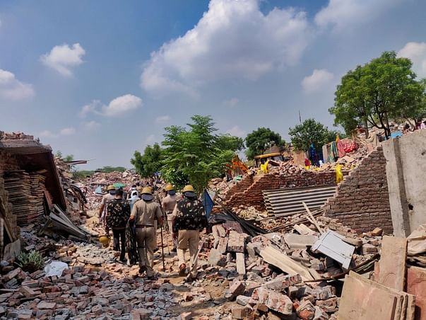 Help a Family Affected by Demolition of Houses in Khori Gaon