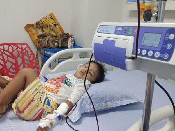 Support My Son Charunvishagan To Recover From Beta Thalasemia Major