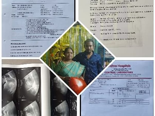 Support A Helpless Mother Who Is Willing To Save Her Son..