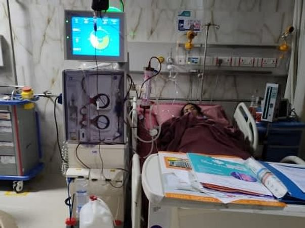Help My Sister-in-law To Recover From Kidney Failure