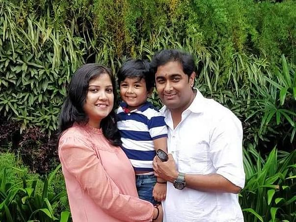 In Loving Memory of Sandeep Shrivastava