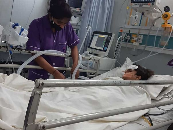 Support Lakshya Tripathi Recover From Liver Failure
