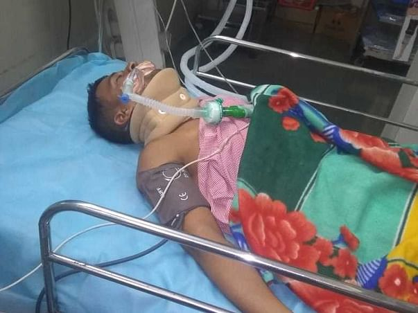 Help Prabhunath Pandu Gurav Recover From Spinal Injury
