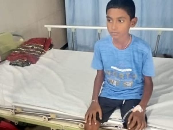 Help Yaswanth Pattipaka Raise Funds To Fight Blood Cancer