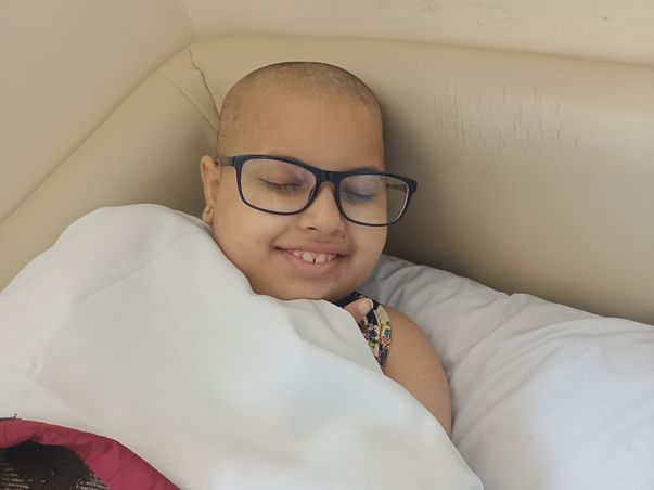 Help My Daughter Recover From  Raphydomyo Sarcoma A Soft Tissue Cancer
