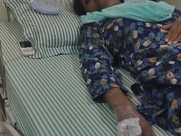 Help My Mother Sunitha Recover Gall Bladder Cancer