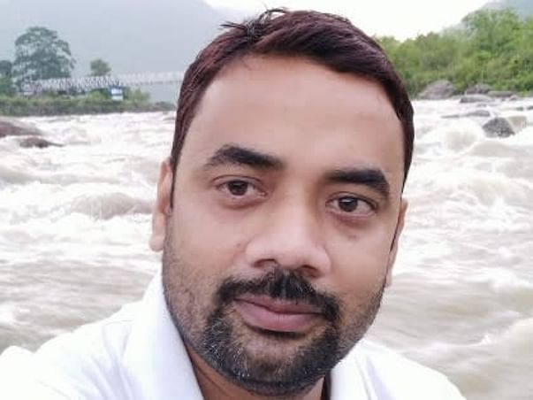 Support Sandip Kumar Pal Recover From Accidental Injury