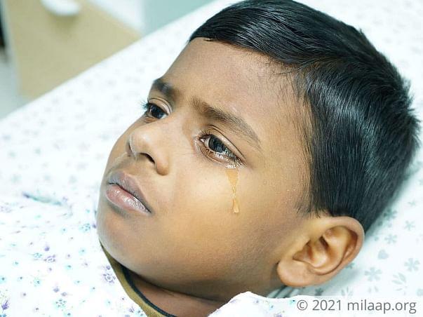 Help my son to fight Hodgkin lymphoma
