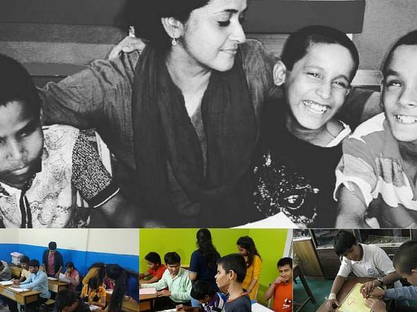 Assist Underprivileged Blind Students Learn Through Art